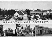 První světová válka aprvní poválečná léta vživotě obce Hrabová [17]