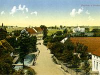 Dějiny správy vHrabové do roku 1850