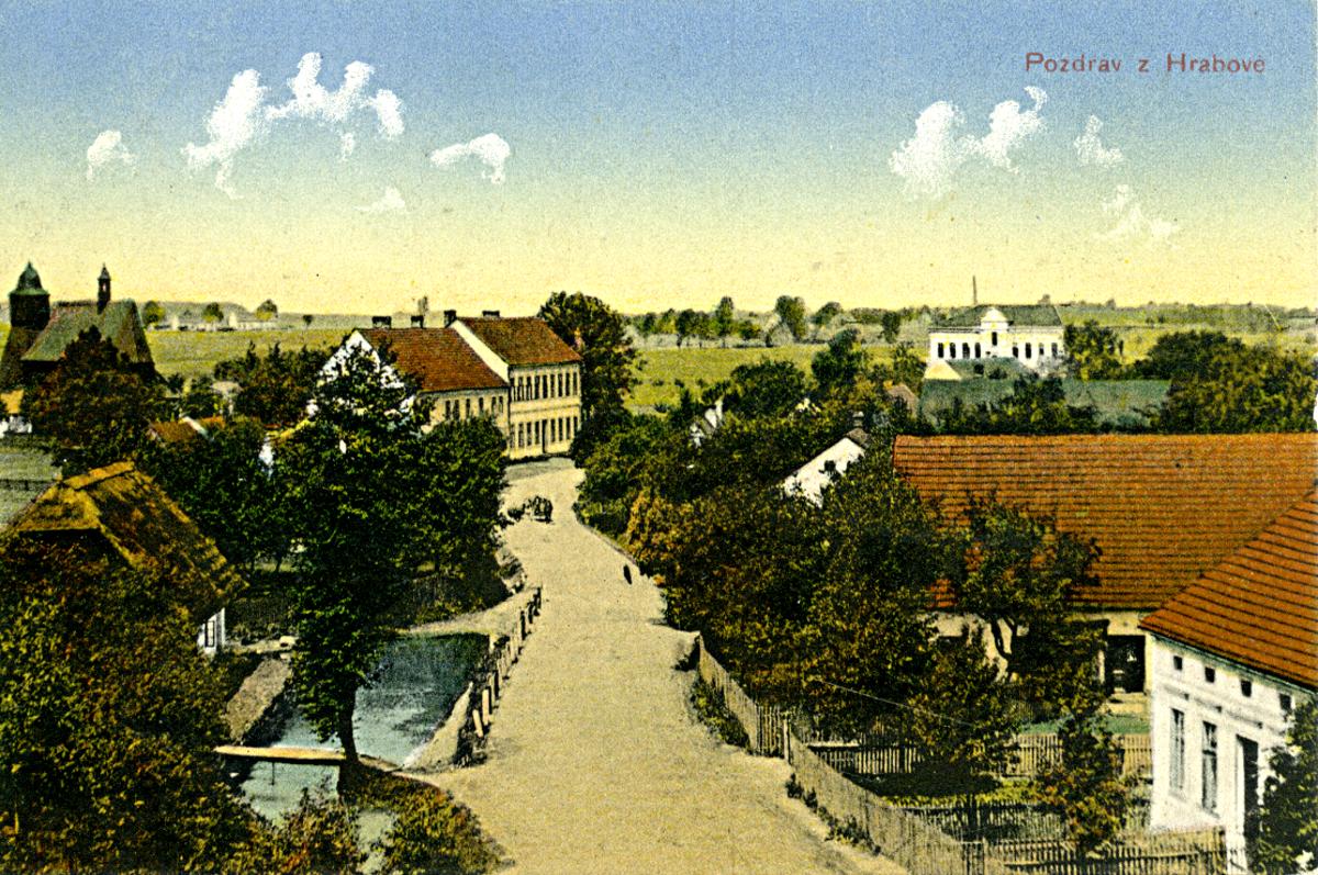 První světová válka aprvní poválečná léta vživotě obce Hrabová [2]