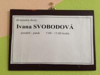 Rozhovor: Ivana Svobodová