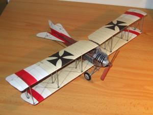 Albatros_B.I_paper_model