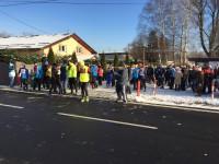 Fotky: Silvestrovský běh Hrabovou
