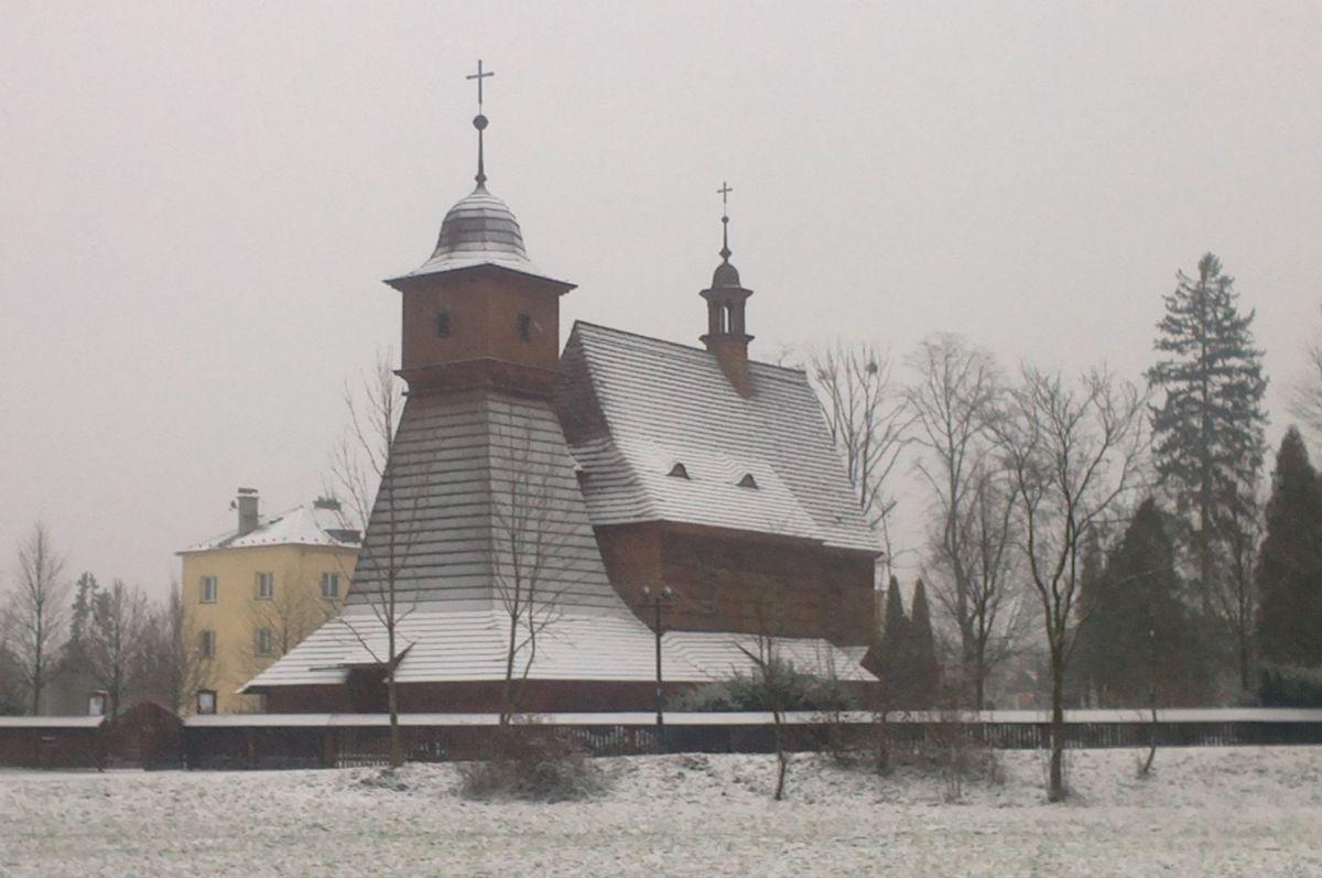 Hrabovská lidová pověst opůvodu kostela sv.Kateřiny