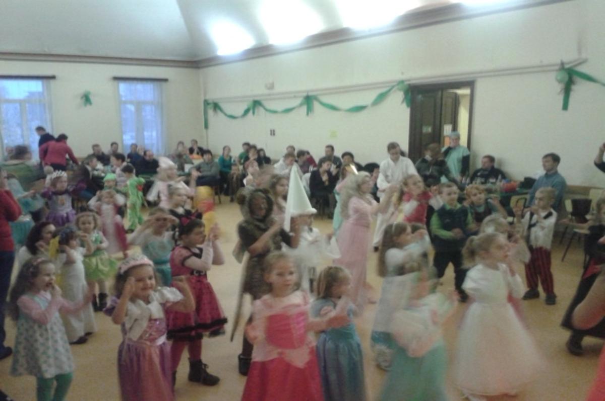 Komise pro děti amládež: Karneval