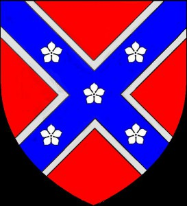 Erb rodu Saint-Genois