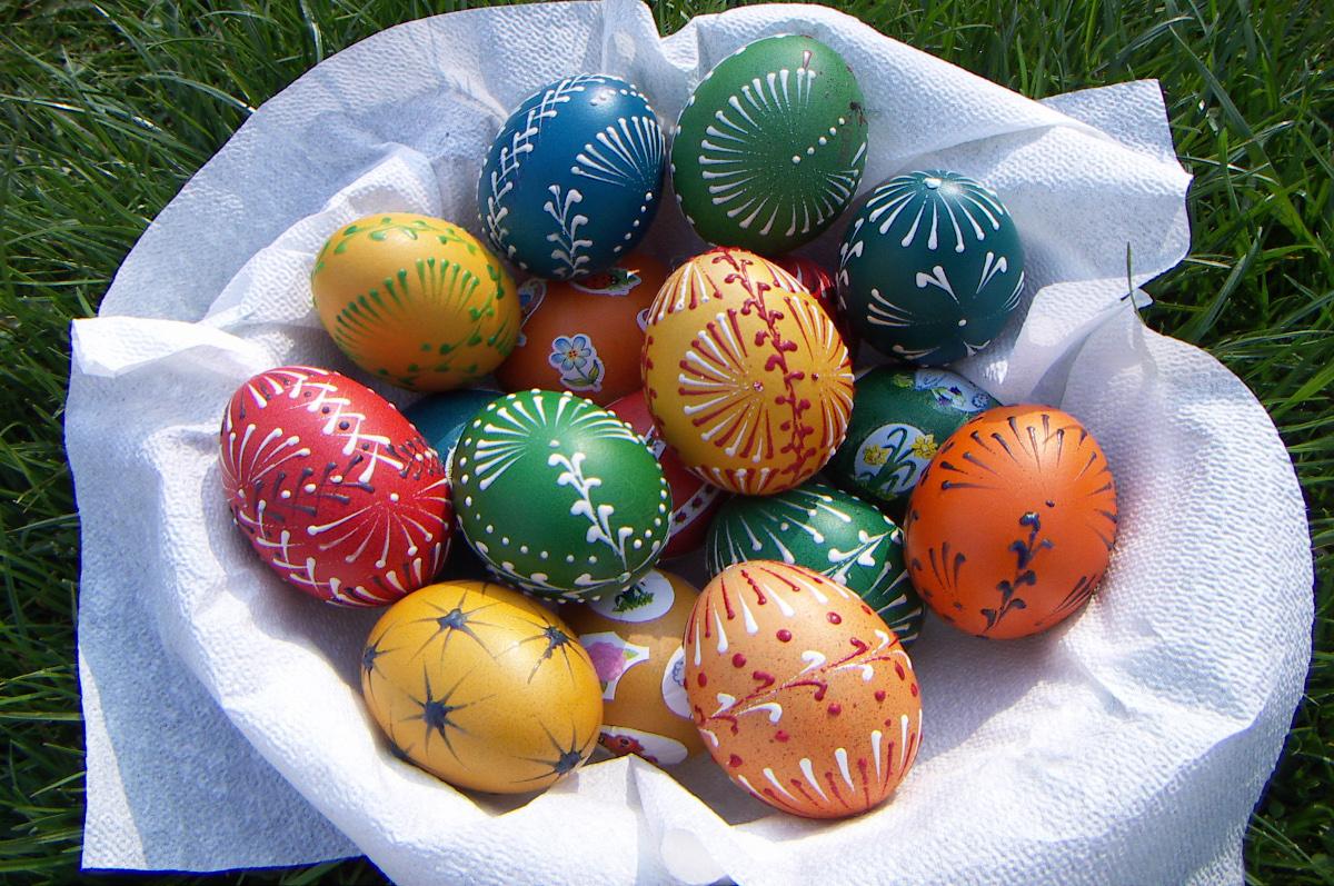 Velikonoční hledání pokladu – 19.4.2019