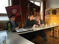 ČSSD: Beseda sobčany 14.4.2015