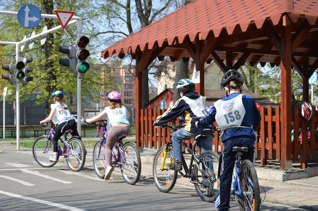 Soutěžte jízdou do školy na kole!