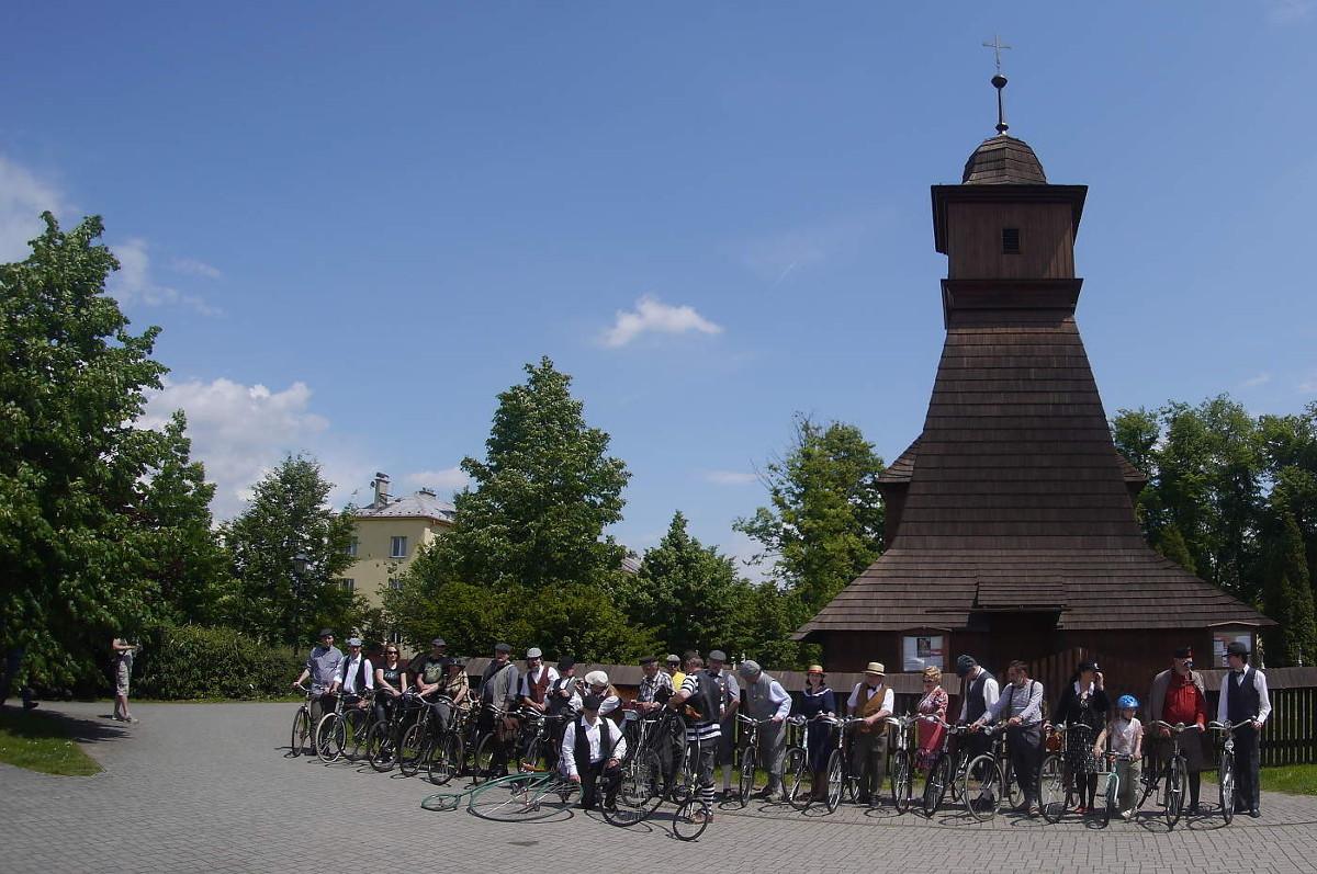 Aktivní velocipedisté