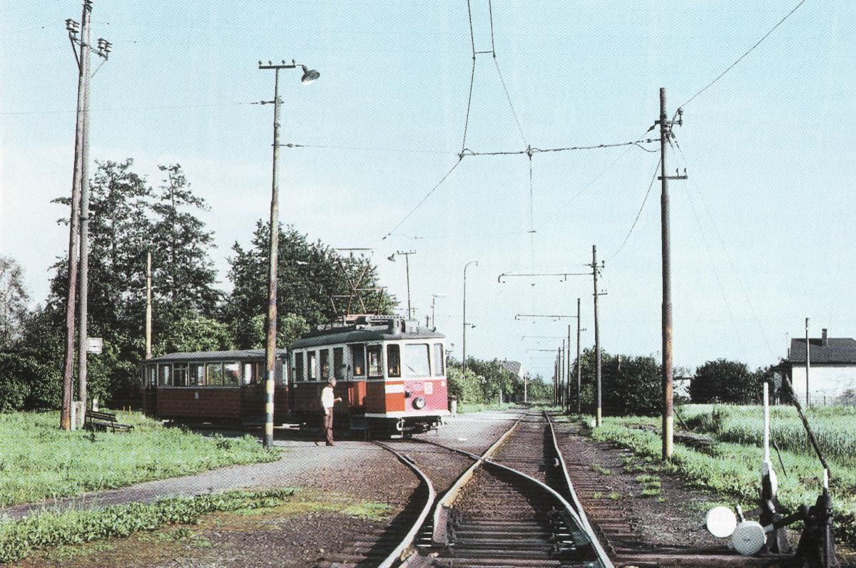 Tramvaj do Hrabové nejezdí už 40 let