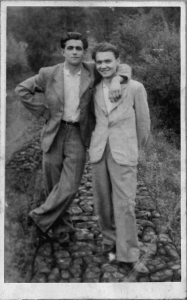 Vladislav Čermák a Jaroslav Vavruška