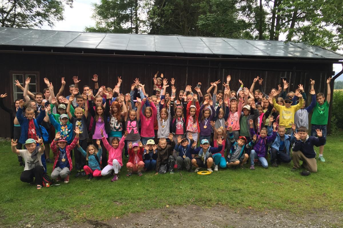 TORALI o.s.: Letní dětský tábor 2016