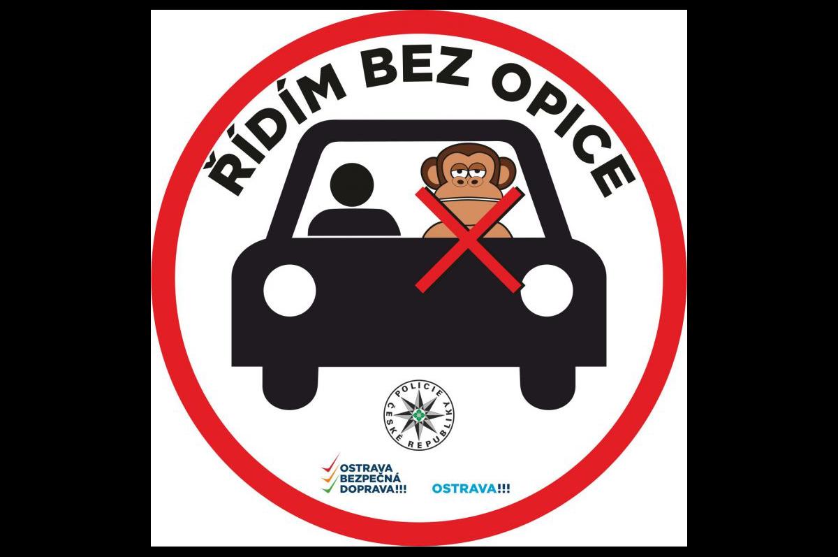 """""""Řídím bez opice"""" – preventivní projekt"""