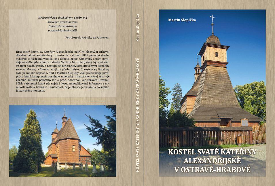Publikace ohrabovském kostele svaté Kateřiny Alexandrijské