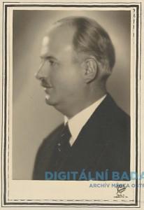 František Laník v r. 1937 [str. 200 – 213]