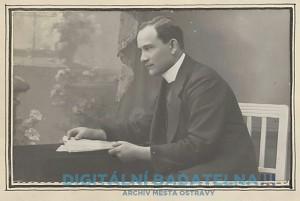 Farář František Nováček [str. 196 – 209]