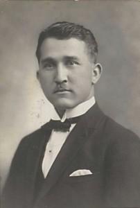 Vilém Nováček v r. 1925 [str. 205 – 218]