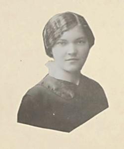 Gabriela Olšanská v r. 1916 [str. 202 – 215]