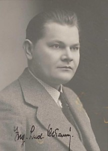 Ludvík Olšanský v r. 1938 [str. 207 - 220]