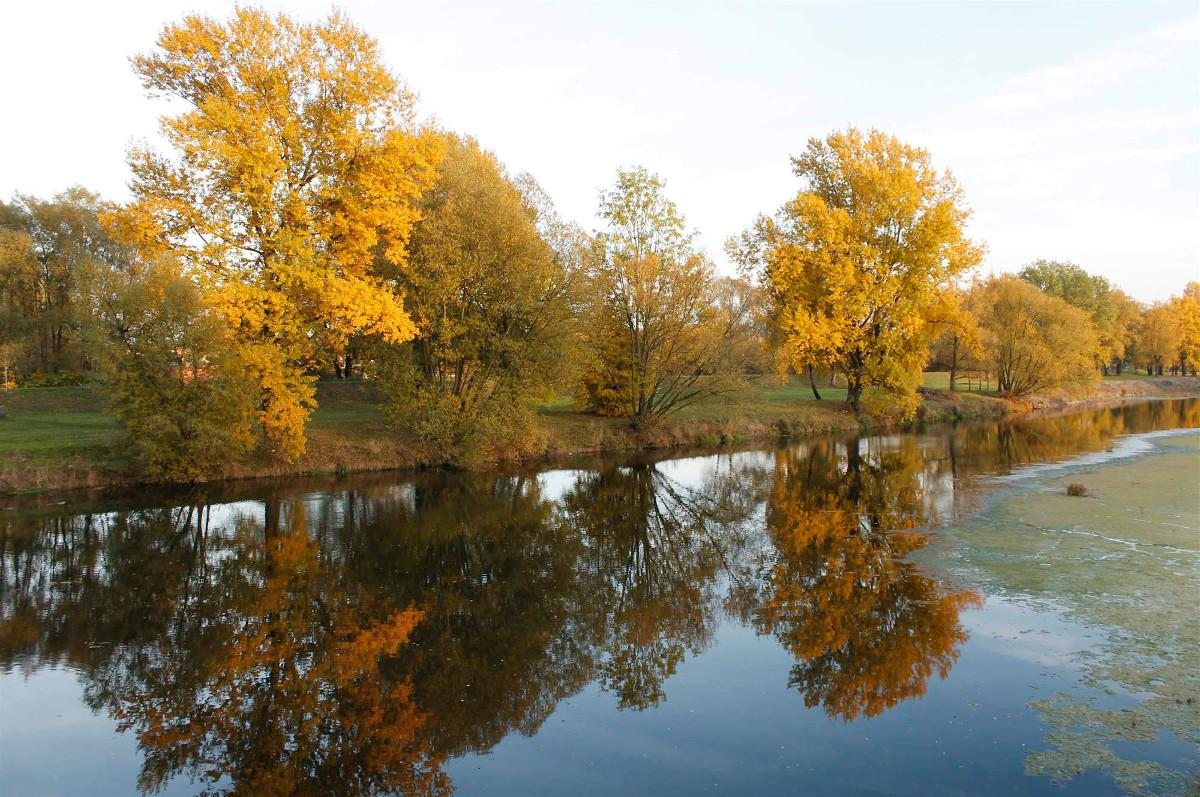 Fotky: Podzim vHrabové