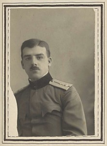 Karel Pustka v r. 1916 [str. 201 – 214]