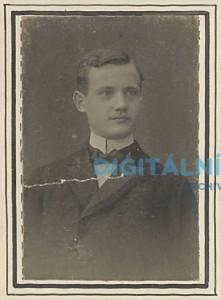 Jan Stavinoha v r. 1907 [str. 198 – 211]