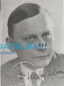 Vilém Závada v r. 1936 [str. 209 – 222]