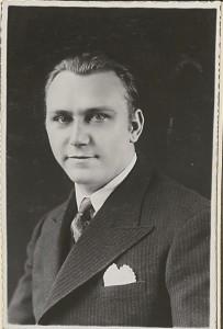 František Hudeček v r. 1935 [str. 212 – 225]