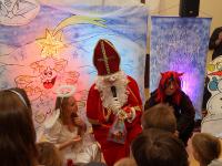 Mikulášská zábava pro děti idospělé vrestauraci Na Vyhlídce – 30.11.2017