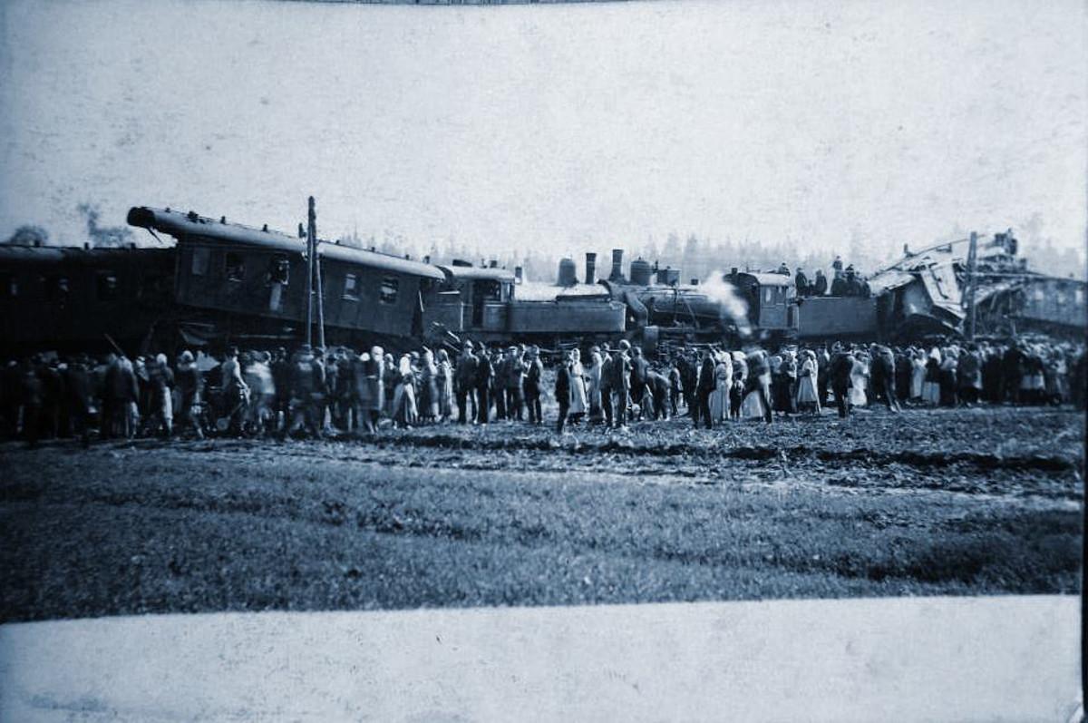 Srážka vlaků ve Vratimově (r. 1923)
