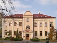 Studie kulturního domu – přístavba Úřadu