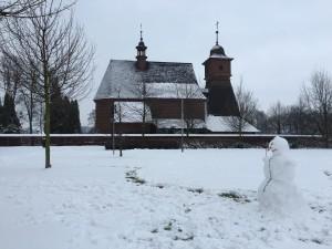 Anonymní sněhulák (park u úřadu), Foto Orkáč