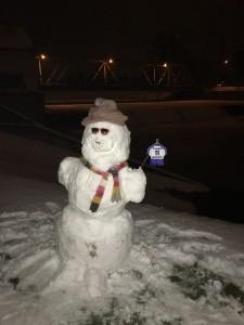 Sněhulák fanoušek, Orkáčovi