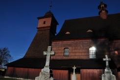 Rozpočet na nátěr kostela