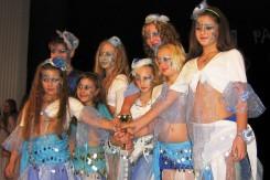Rozpis kurzů tanečního studia MATAHARI