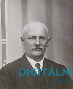 Starosta Antonín Adámek [str. 6 – 241]