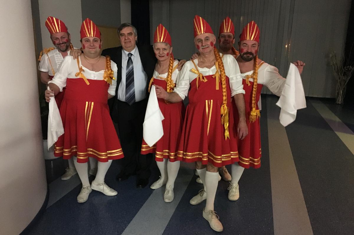 Fotky: Obecní ples navštívili Bobři