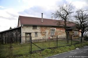 Dům v Hrabové, kde Karel Líba bydlel