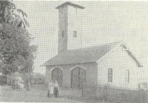Požární skladiště z r. 1904