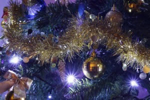 Barbora Ručková – Baňka na vánočním stromečku