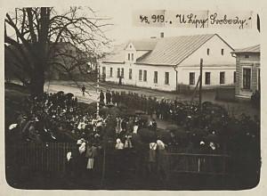 Zasazování Lípy Svobody v r. 1919 [str. 9 – 244]