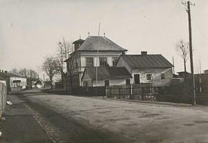 Hasičská zbrojnice r. 1920 [str. 10 – 245]