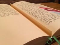 Odstraňování zápisů zhrabovské kroniky
