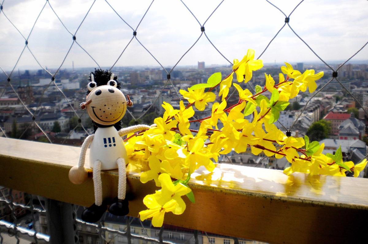Velikonoce na věži Nové radnice, 27.března