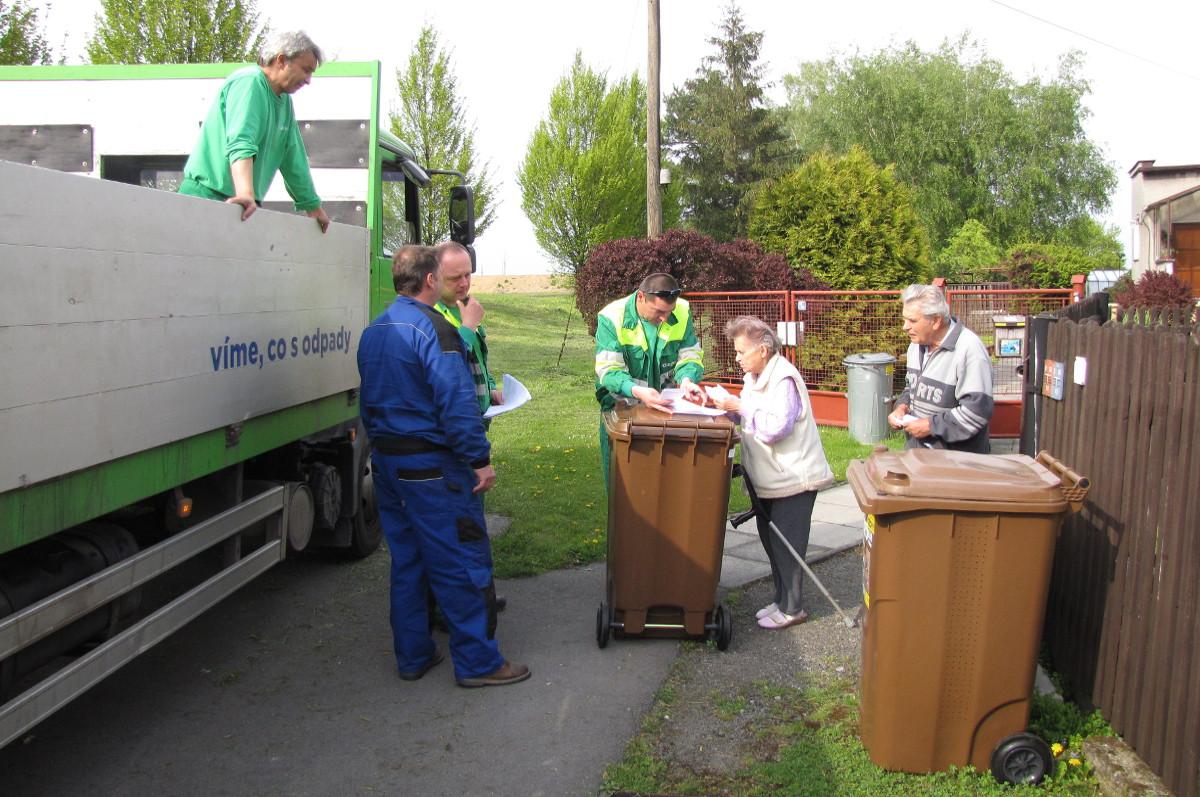 Další kolo zájmu odomovní kompostéry
