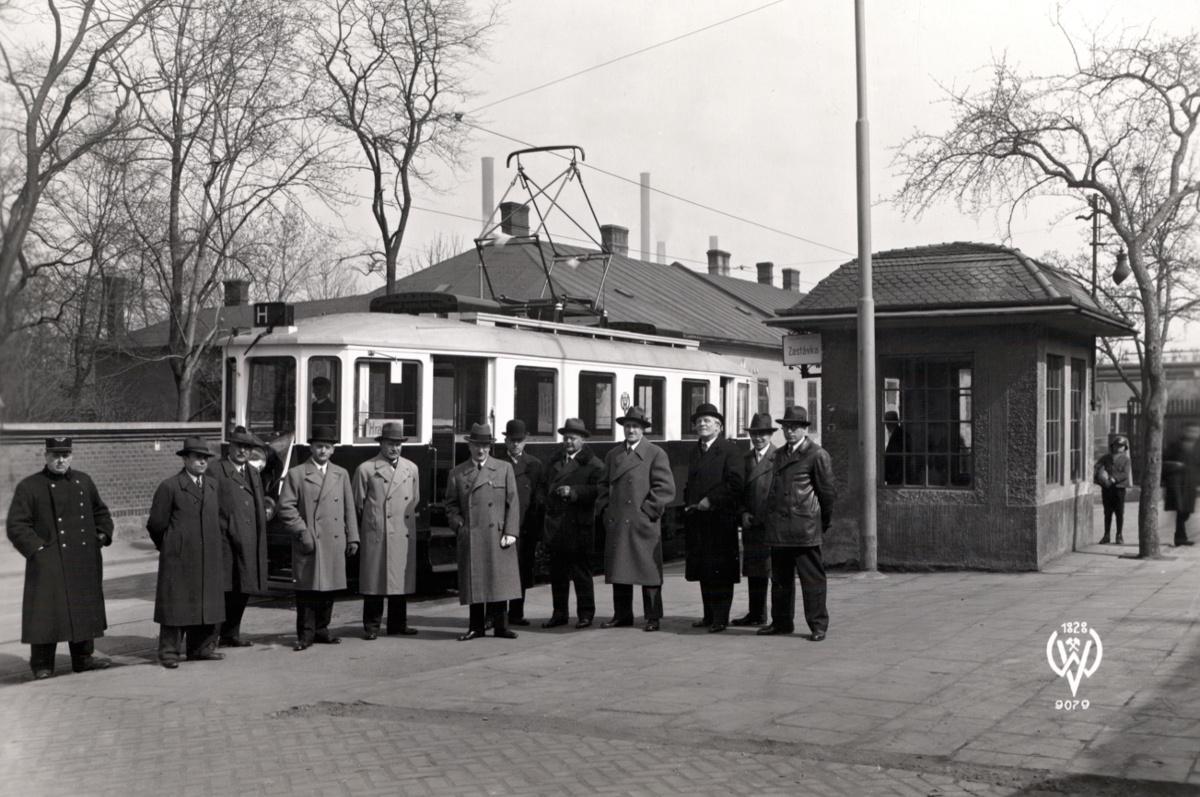 Nehody na dráze Vítkovice – Hrabová vletech 1934-1942