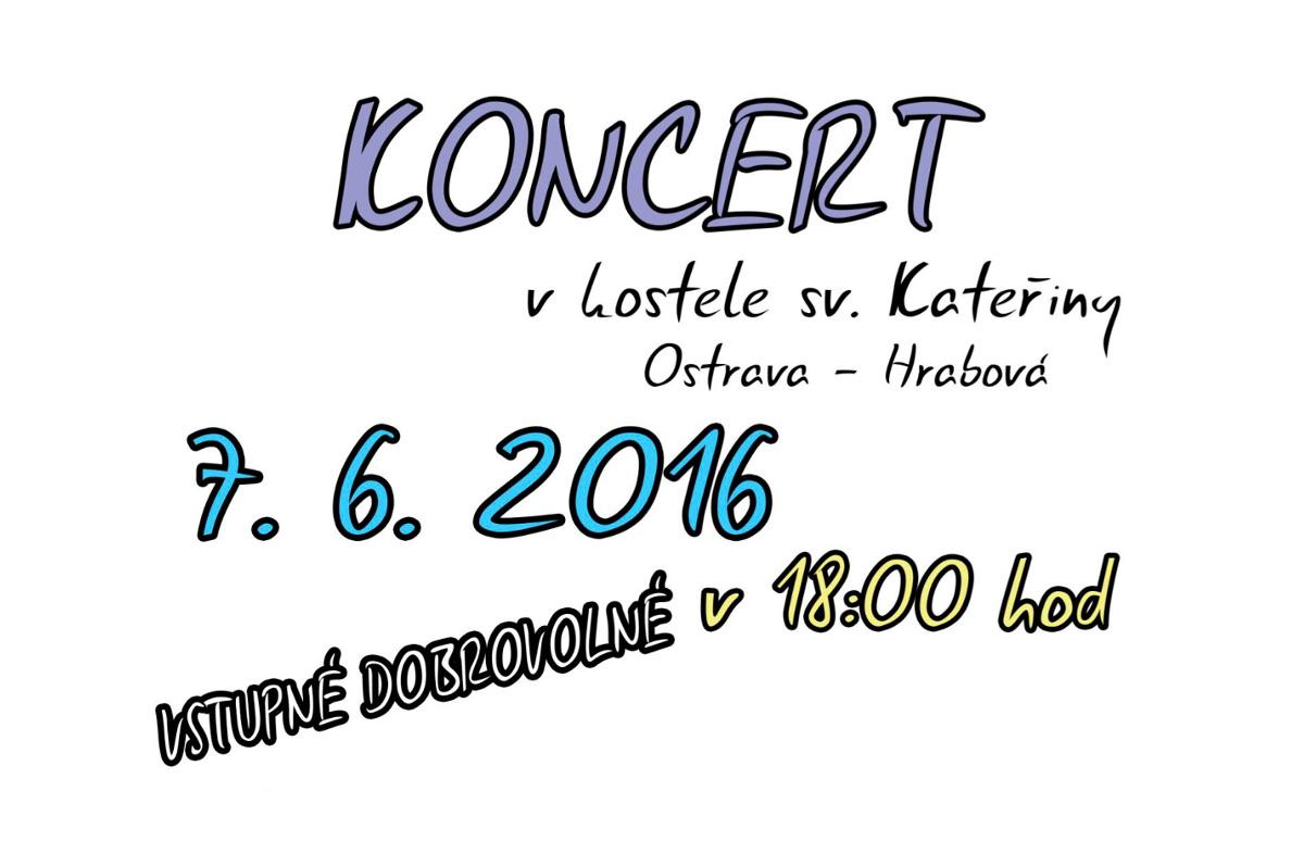 Jedinečný koncert vkostele sv.Kateřiny