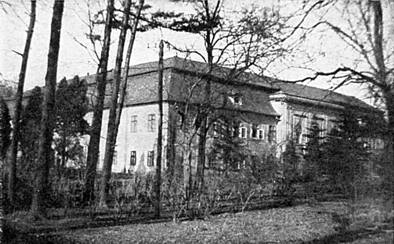 Zámek Kunčice