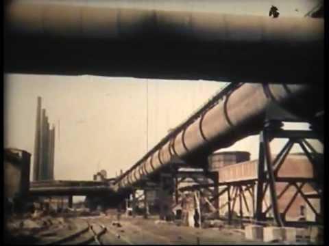 Příběh našich dnů Nová huť vOstravě (1958) NHKG