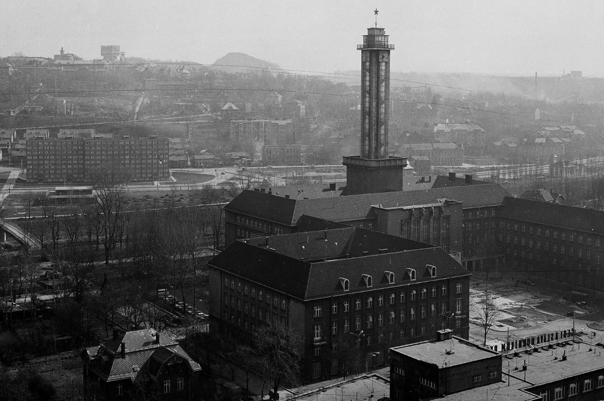 Zapomenutá Ostrava – lávka přes Ostravici
